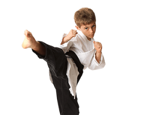 KMMA kids karate student