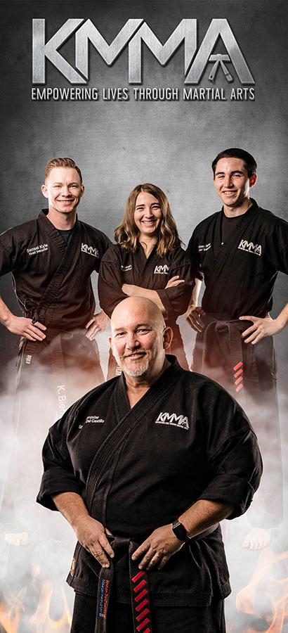 KMMA instructors