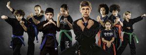 Krav Maga Martial Arts Students