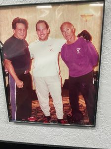 Grandmaster & Joe Lewis